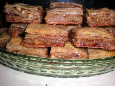 Восточные сладости пехлеве или